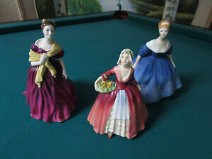 ROYAL-DOULTON-LADY-FIGURINES-8-034-NINA-ADDRIENNE-AND-JANET-PICK-ONE