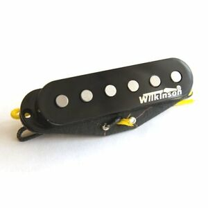 Wilkinson-WHSB-Single-Hot-Single-Coil-Bridge-Pickup-Black