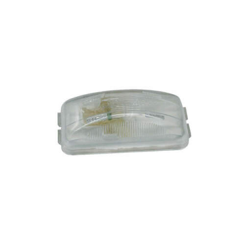 GROTE 60271 Utility Light,Rectangular,Clear