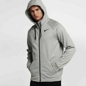 088f651b6c55b NEW Nike Therma Running Men's Sz 4XL Full Zip Jacket Gym Hoodie ...