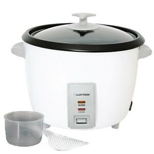 NEW-LLOYTON-E3301-ELECTRIC-AUTOMATIC-NON-STICK-RICE-COOKER-WARMER-0-8L-LITRE