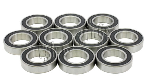 10 Ball Bearing 6800-2RS  61800-2RS1 6800RS 61800RS1 RS