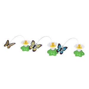 Giocattolo-rotante-elettrico-della-farfalla-del-gattino-dell-039-animale-domesticoT