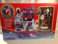 New Ultimate Figurine Adventure Playset Rudolph the Red Nosed Reindeer Heavyduty