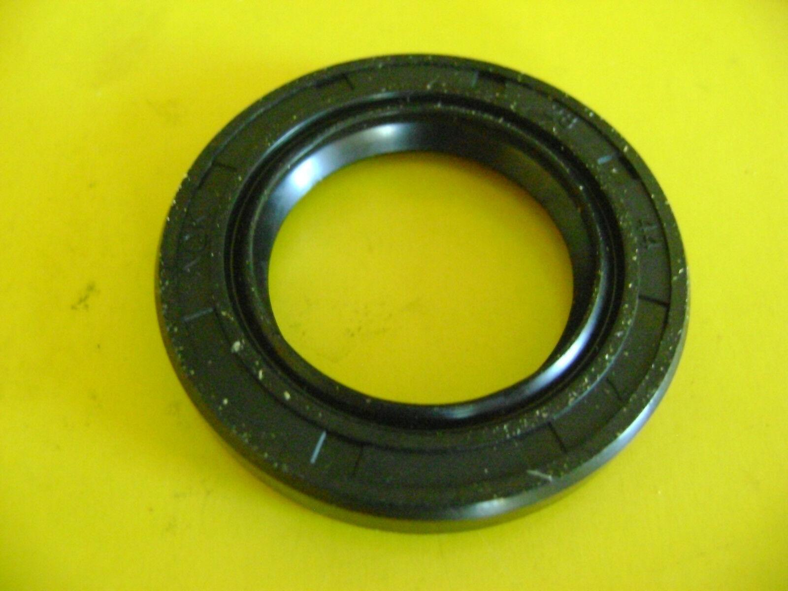 NEW TC 27X45X7 DOUBLE LIPS METRIC OIL DUST SEAL 27mm X 45mm X 7mm