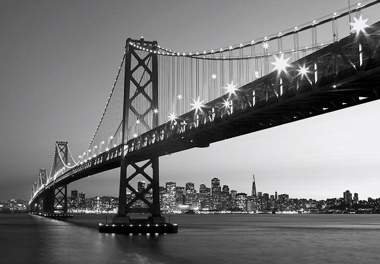 366x254cm Papier Peint Pour Chambre à Coucher Mural SAN SAN SAN FRANCISCO City 0bafbe