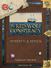 The Red Wolf Conspiracy by Robert V. S. Redick (CD-Audio, 2009)