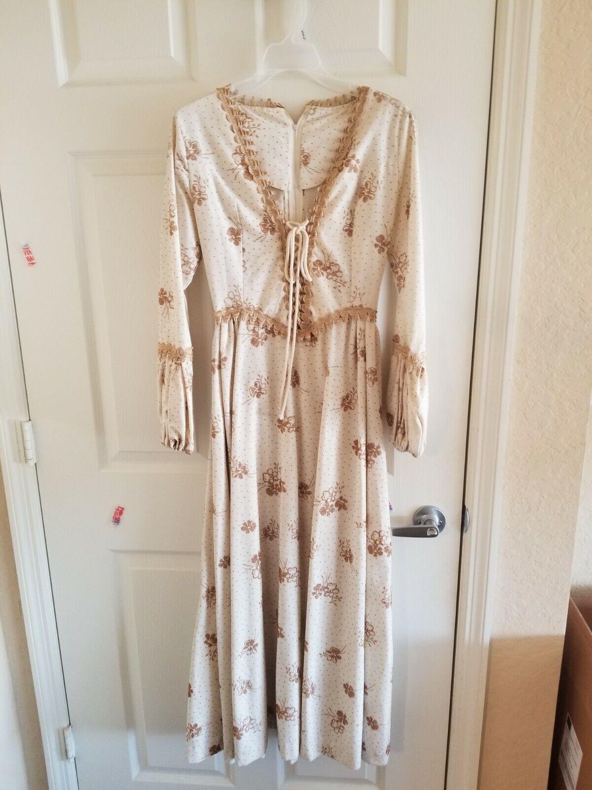 Gunne Sax Renaissance Dress - image 1