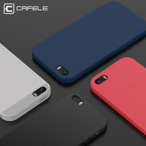 Luxury Ultra Thin Slim Soft TPU Rubber Matte Back Case Cover For ... 590cb343d4