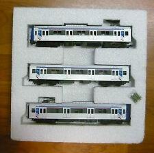 Frateschi 6316+2 x 2316, 5-tlg. brasilianische Metro CPTM, H0, NEU&OVP