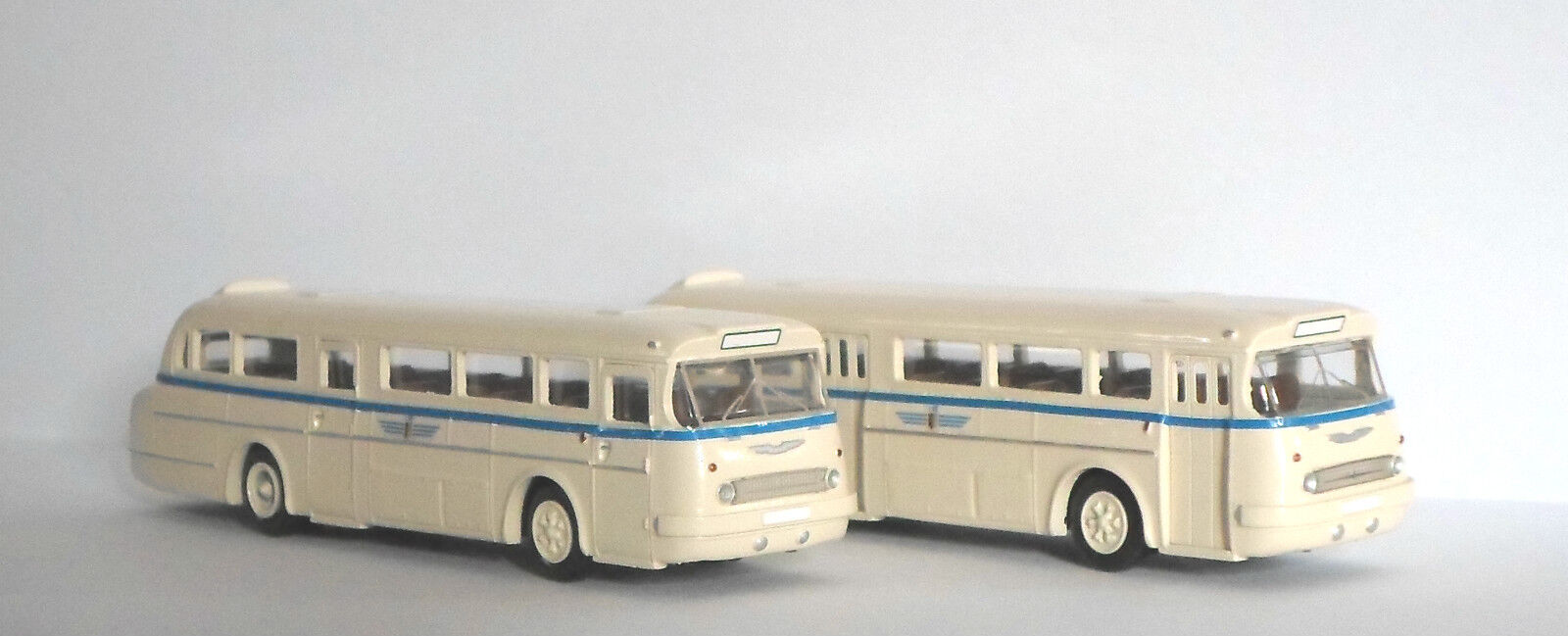 DD BUS IKARUS 66 in different execution NEW NEW