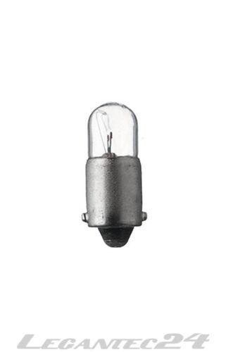 Glühlampe 6V 2W Ba9s Glühbirne Lampe Birne 6Volt 2Watt neu