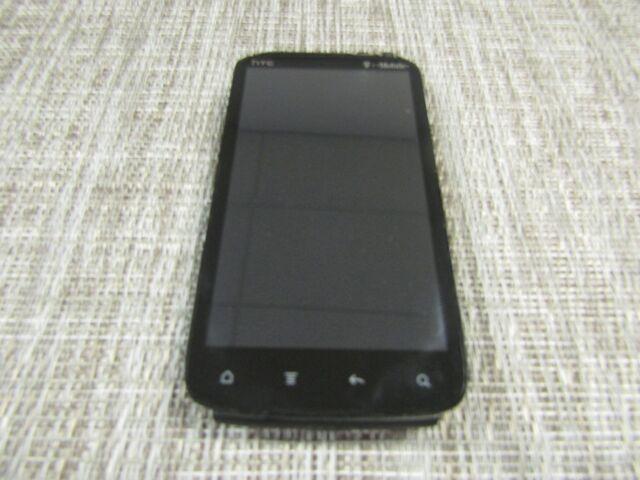 HTC Sensation - 1GB - Black (T-Mobile) CLEAN ESN DEAD PLEASE READ 16103