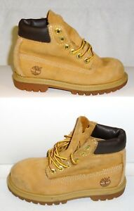 Clothing, Shoes & Accessories Timberland Premium Kids Boots Size 10m Waterproof Kids' Clothing, Shoes & Accs