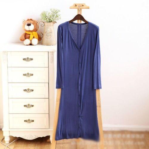 Womens Casual Long Sleeve Cardigan Knit Knitwear Sweater Coat Long Wraps Outwear