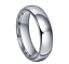 miniatura 1 - Anello-Fede-Fedina-Fascia-6-mm-Uomo-Donna-Unisex-Acciaio-Idea-Regalo-argento