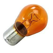 10 x 581 Amber Indicator Bulb 12V21W
