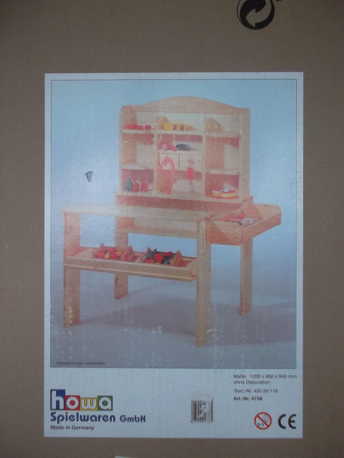 Kaufladen / Kaufmannsladen (HOWA) >>>NEUWARE<<<