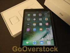 MINT Verizon Apple iPad 5th Generation  32GB, 9.7in WiFi + Cellular Tablet GRAY
