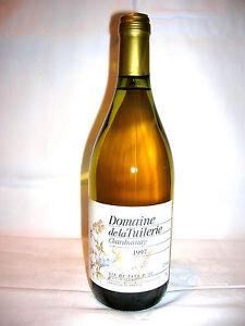 1997 Domaine De La Tuilerie Chardonay-afficher Le Titre D'origine