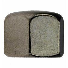 10x DIN 917 Sechskant-Hutmutter. niedr. Form. M 6. Stahl blank