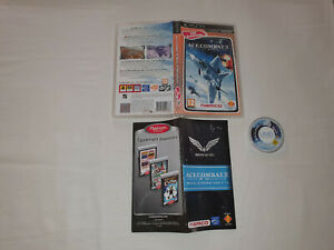 jeu sony playstation portable psp occasion ACE COMBAT SKIES OF DECEPTION