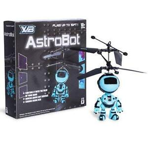 Astrobot Flying Spaceman Robot RC Copter Heli Ball