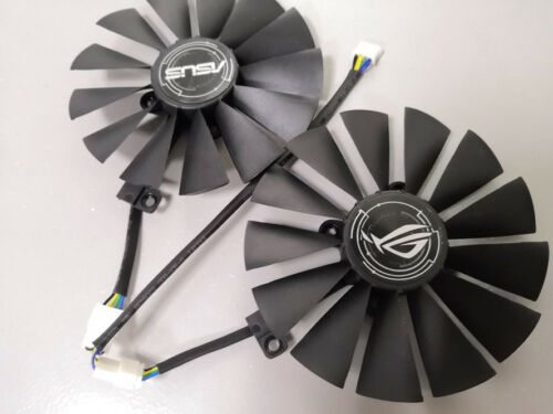 For ASUS RX470 RX570 RX580 GTX1070//GTX1080Ti graphics card fan  12V 0.25A 95MM