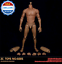 ZC-Toys-New-Generation-1-6-Emulated-Muscular-Figure-Body-for-Bruce-Lee-Headplay thumbnail 1