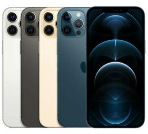 Apple iPhone 12 Pro 128GB Smartphone graphit gold blau silber Neu Ovp