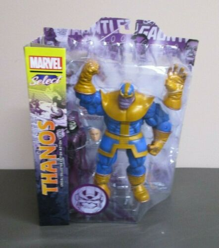 Thanos MARVEL SELECT DIAMOND Special Collector Edition MOC