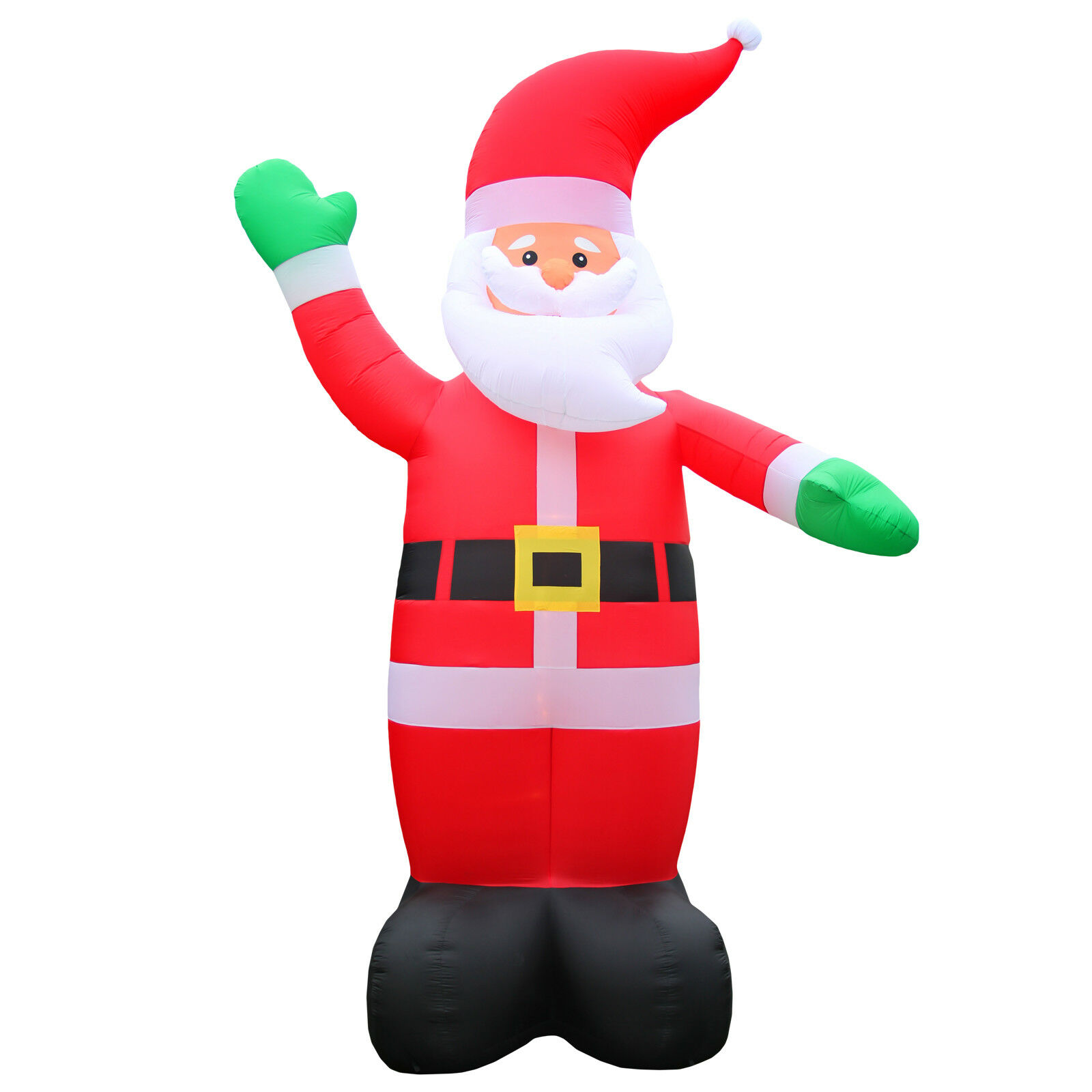 6 Meter Papá Noel Papá Noel Tamaño Decoración de Navidad Aussendekoration