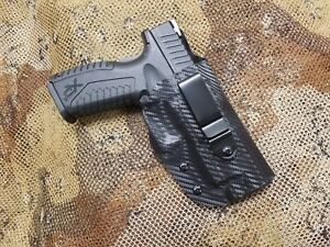 Details about GUNNER's CUSTOM HOLSTERS IWB Concealment Holster fits  Springfield Armory XD XDM