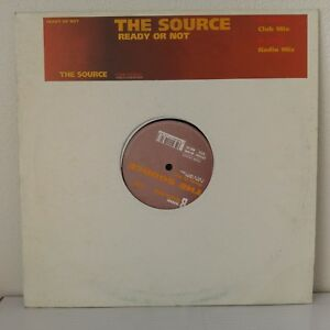 The-Source-Ready-Or-Not-Vinyl-12-034-Maxi-45-Tours