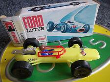 Clifford Lotus 33 F1 Jim Clark Telsalda Lucky Toys Plastic Mint Boxed