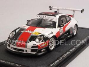 Porsche 911 Gt3 Rs Vainqueur Division Temps Attaque 1 Peaks Pea 1:43 Spark Pp004