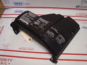 s l300 02 03 04 05 mercedes ml320 ml350 ml430 ml500 fuse box cover lid mercedes ml500 fuse box label at eliteediting.co