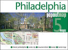 Philadelphia Popout Map by Compass Maps (Sheet map, folded, 2013)