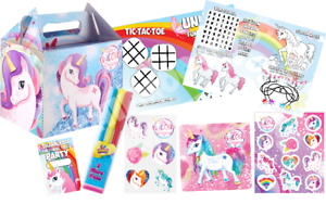 Pre-Filled-Unicorn-Party-Box-Fantasy-Ponies-Girls-Parties-Activity-Gift-Bags