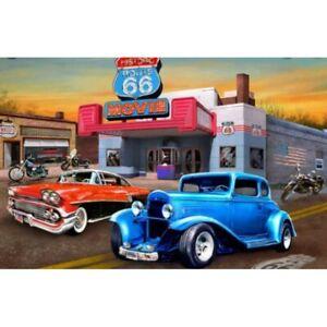Car-Full-Drill-DIY-5D-Diamond-Painting-Embroidery-Cross-Stitch-Kit-Decor-50-30