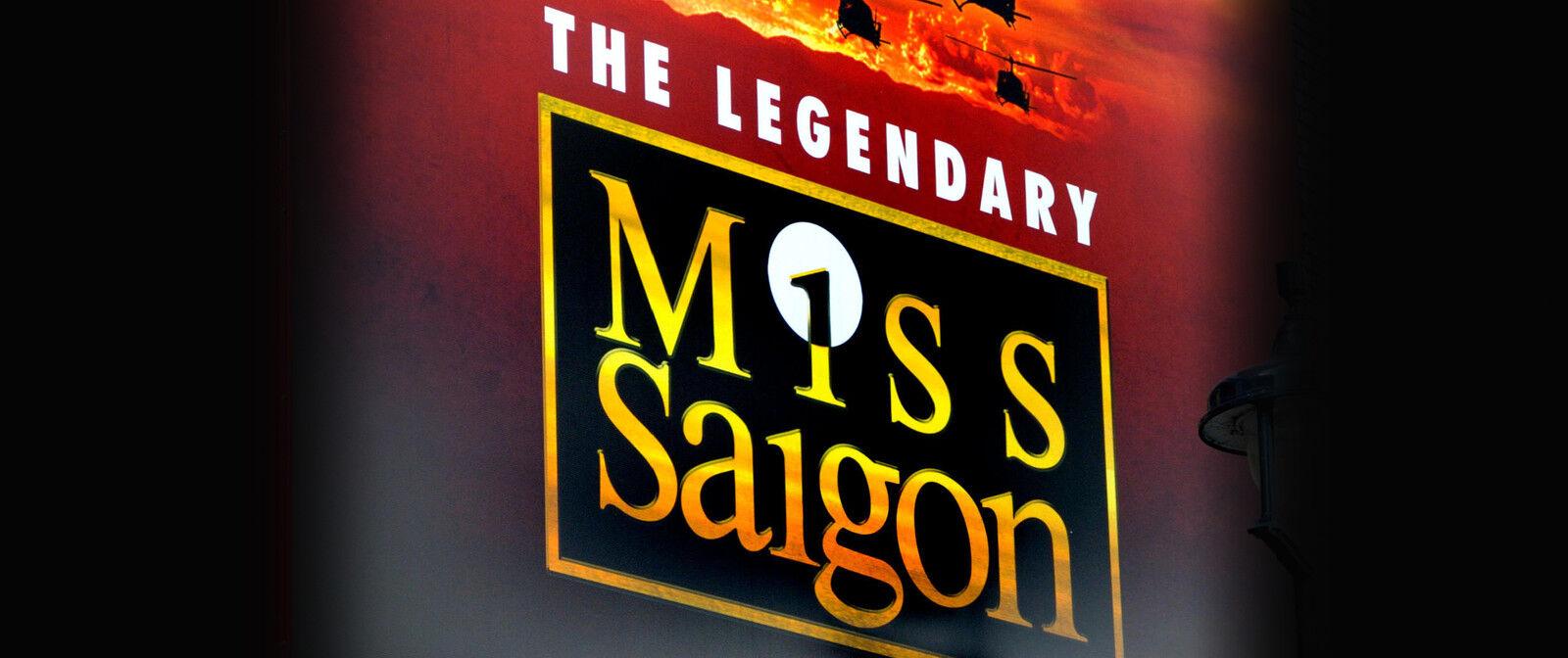 Miss Saigon New York