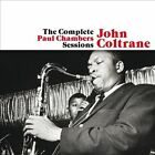 Complete Paul Chambers Sessions [Bonus Track] by John Coltrane (CD, Jun-2013, 2 Discs, Essential Jazz Classics)