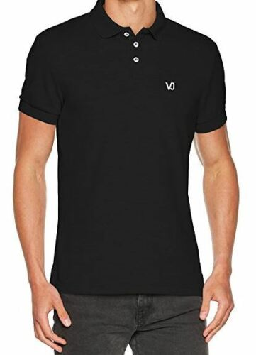 Logo Versace Homme Taille Vj Jeans 52it Metal Polo Xl xaqTFa