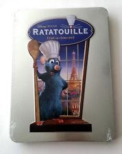 Disney's Pixar Ratatouille In a Collectible Tin Packaging LIMITED EDITION - RARE
