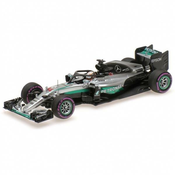 Minichamps Mercedes AMG Petronas Formula One 1 43 417160444