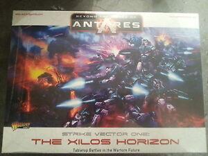 Oltre-I-cancelli-dell-039-ANTARES-XILOS-Horizon-Starter-Set-NUOVO-e-SIGILLATO