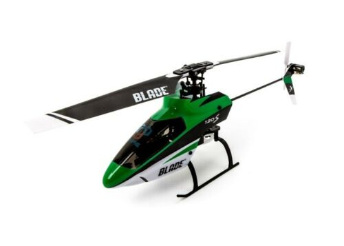 NEW Blade 120 S Green Painted Canopy BLH4107