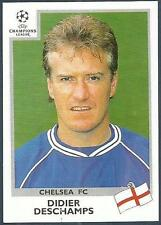 PANINI UEFA CHAMPIONS LEAGUE 1999-00- #281-CHELSEA-DIDIER DESCHAMPS