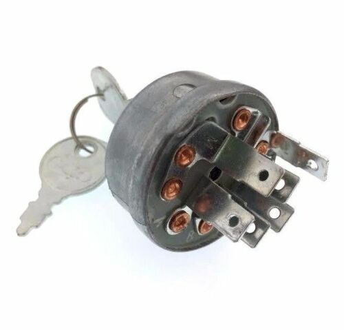 Ignition Starter Switch w//Keys fit Toro Wheel Horse 103991 Lawn Mower Tractor