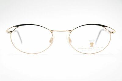 2019 Nuovo Stile Vintage Neostyle Dynasty 375 52 [] 19 135 Oro Ovale Occhiali Eyeglasses Nos-mostra Il Titolo Originale Ottima Qualità